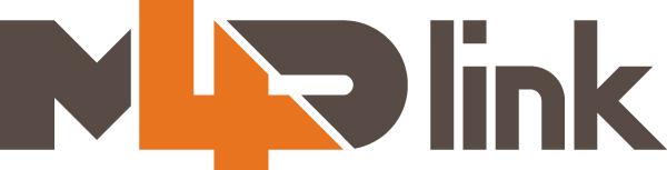 M4D Link logo