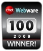 Webware 100 award