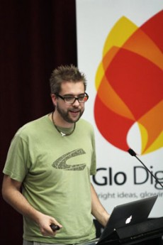 Drupal founder Dries Buyteart